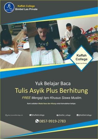 Les Baca Tulis Hitung Jogja Sleman Bantul